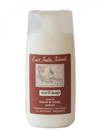 Earthsap East India Islands Mens Hand & Body Lotion