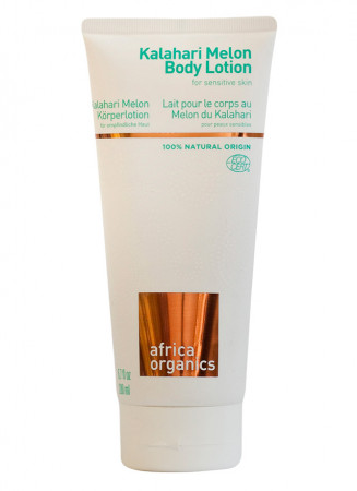 Africa Organics Kalahari Melon Body Lotion (Sensitive)