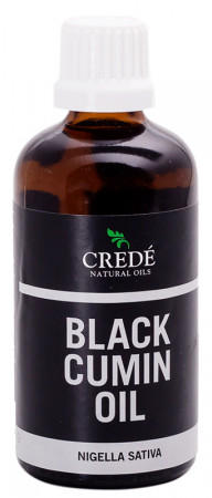 Credé Black Cumin Oil, 100ml (Black Seed Oil)