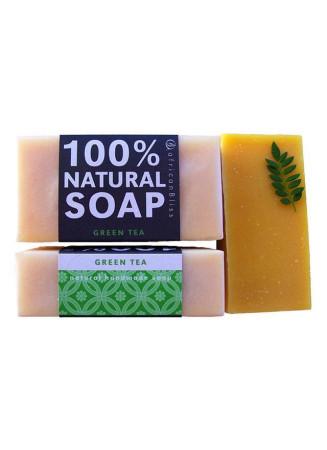 African Bliss Green Tea Soap