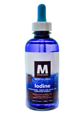 Mineralife Iodine