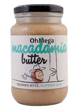Oh Mega Macadamia Nut Butter