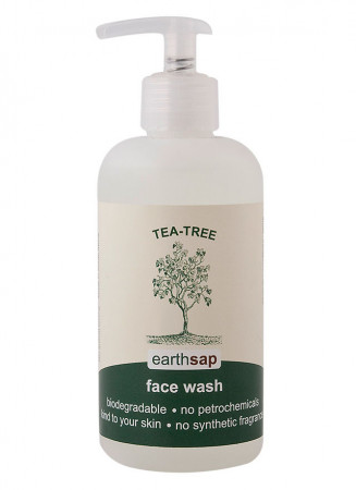 Earthsap Tea Tree Face Wash