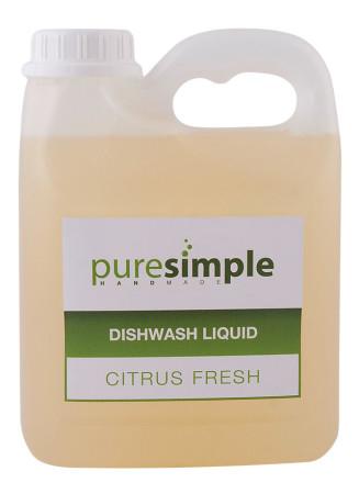 Pure Simple Dishwashing Liquid