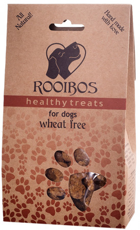 Rooibos Aromatics Wheat-Free Healthy Dog Biscuits