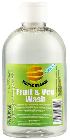 Triple Orange Fruit & Veg Wash