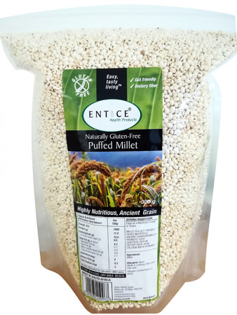 Entice Puffed Millet