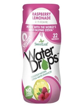 SweetLeaf Raspberry Lemonade Water Drops