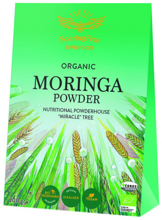 Soaring Free Superfoods Moringa Powder