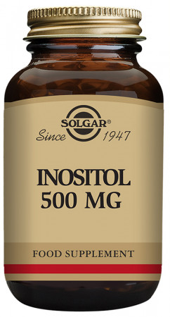 Solgar Inositol 500mg