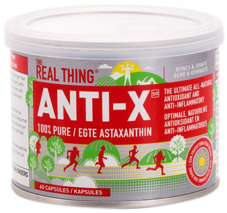 The Real Anti-X