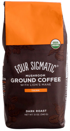 Four Sigmatic Ground Mushroom Coffee