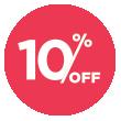 10% Off Sanic Sanitsier