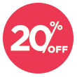 20% Off Select Hey Gorgeous