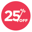 25% Off Inthusiasm