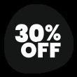 30% Off O & G Range